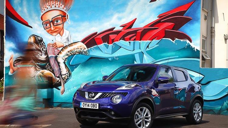 Nissan Juke 1 6 DIG-T - an independent road test report