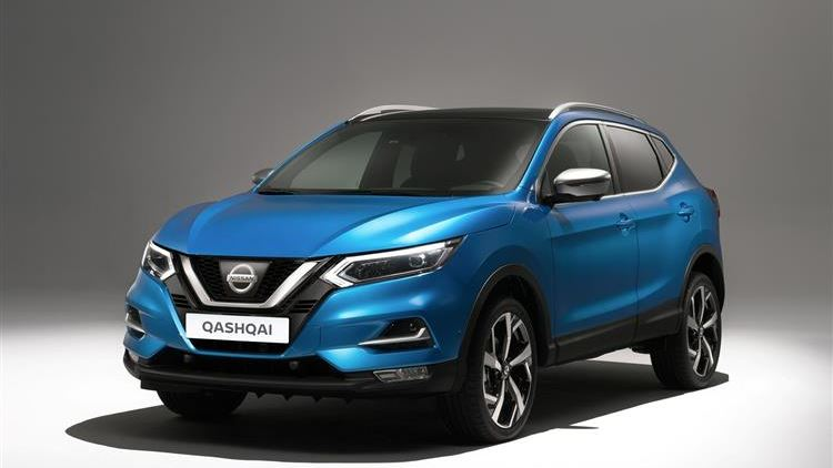 Nissan Qashqai 1 2 Dig T An Independent Road Test Report