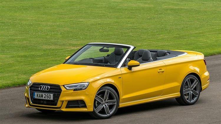 Audi A3 Cabriolet review | Car review | RAC Drive