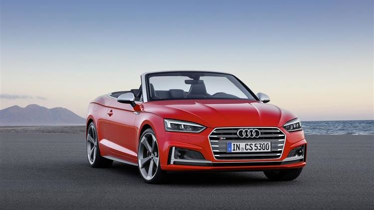 Audi A5 Cabriolet Review Car Review Rac Drive