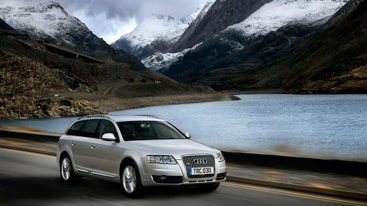 Audi A6 allroad (2006 - 2012) used car review   Car review