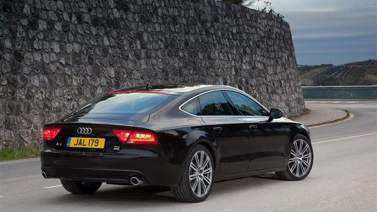 Audi A Sportback Used Car Review Car Review RAC Drive - How much does an audi a7 cost
