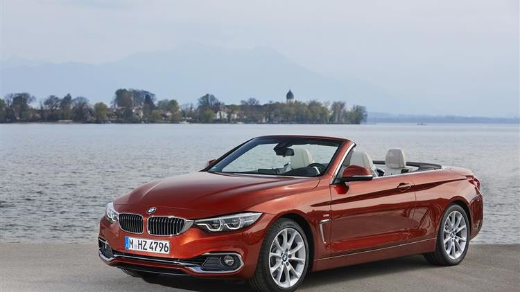 Bmw 4 Series Convertible Review