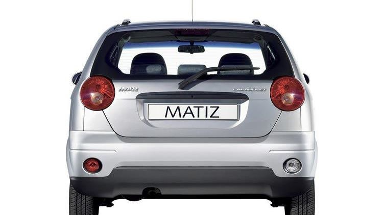 Chevrolet Matiz (2005 - 2010) used car review | Car review ... on