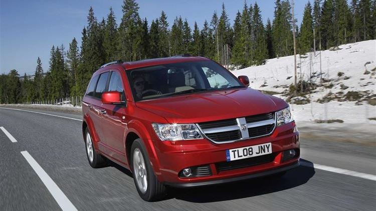 Dodge Journey 2008 2017 Used Car Review