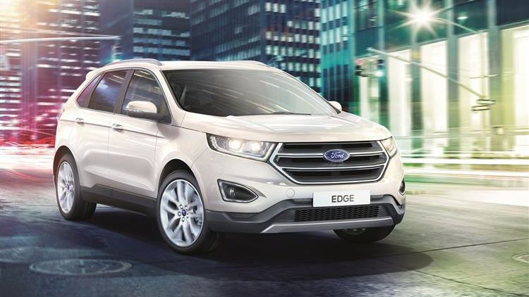 Ford Edge  Ps Awd Review