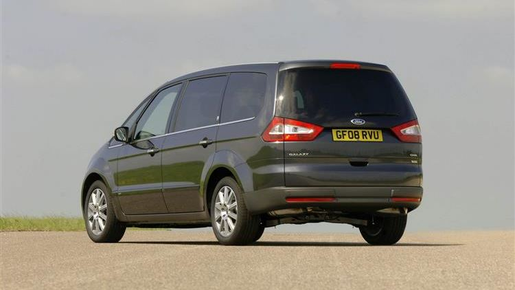 Ford Galaxy (2006 - 2010) used car review | Car review | RAC Drive