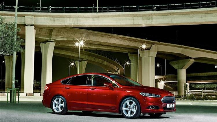 5aa3b20483d Ford Mondeo 2.0 TDCi 150PS review