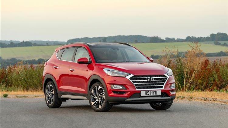 Hyundai Tucson review | Car review | RAC Drive