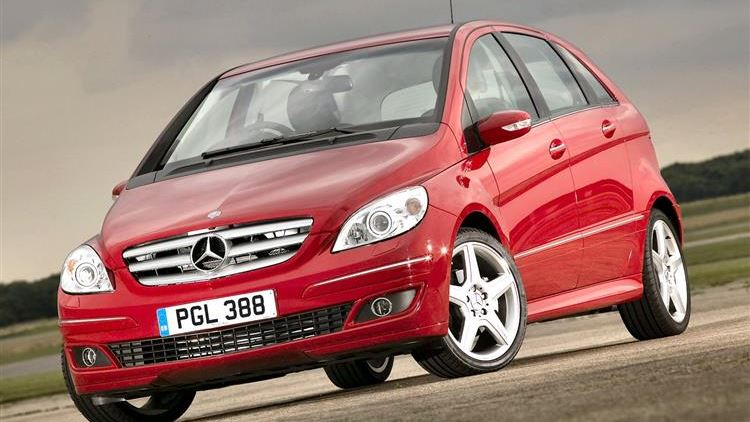 Mercedes-Benz B-Class (2005 - 2011) used car review | Car review