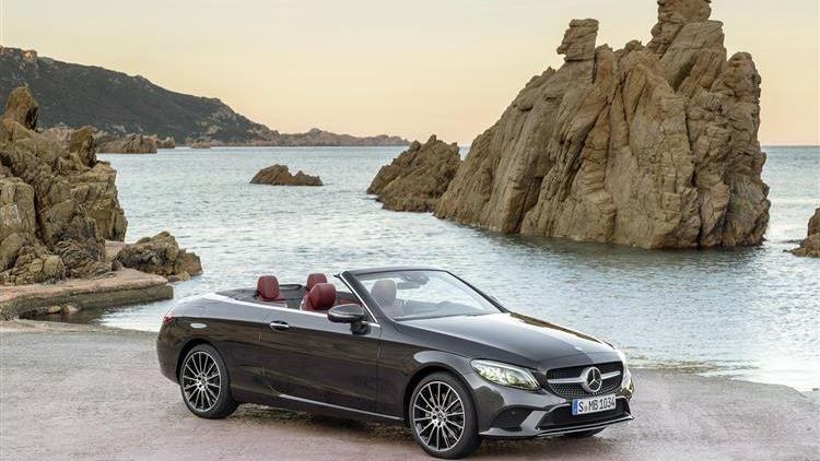 Mercedes Benz C Cl Cabriolet Review