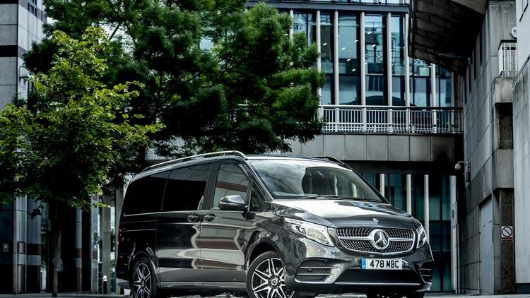 Mercedes-Benz V-Class review | Car review | RAC Drive