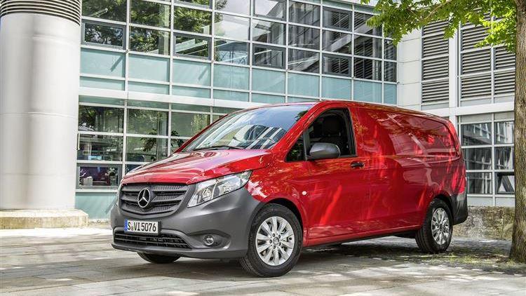Mercedes-Benz Vito review | Car review | RAC Drive