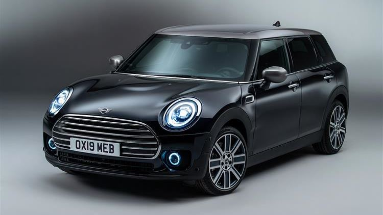 Mini Clubman Cooper D Review Car Review Rac Drive