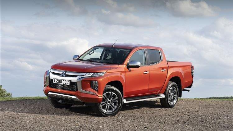 Mitsubishi L200 review | Car review | RAC Drive