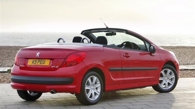 Peugeot 207 CC (2007 - 2010) used car review | Car review | RAC Drive
