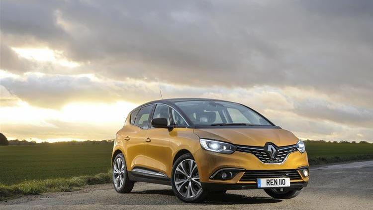 Renault Scenic review | Car review | RAC Drive