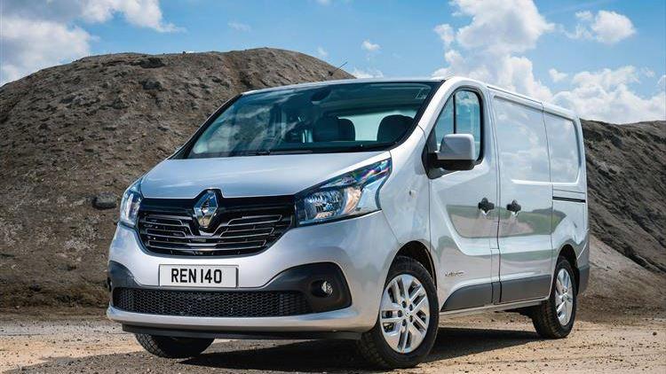 e4eeca1ee7e8ff Renault Trafic Van Review 2019