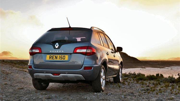 Renault Koleos 2008 2010 Used Car Review Car Review Rac Drive
