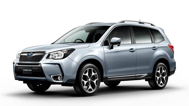 Subaru Forester 2 0D review Car review