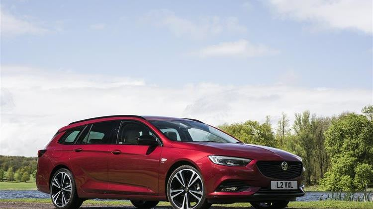 96f11fb3600 Vauxhall Insignia Sports Tourer review | Car review | RAC Drive