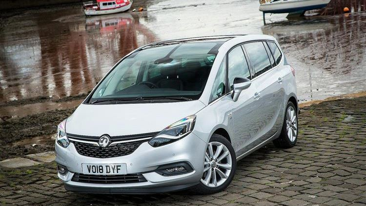 Vauxhall Zafira Tourer (2016 - 2018) used car review | Car review