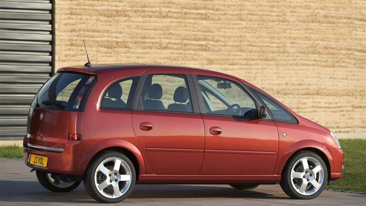 Vauxhall Meriva (2003 - 2010) used car review | Car review