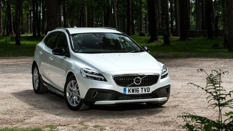 volvo v40 cross country review car review rac drive