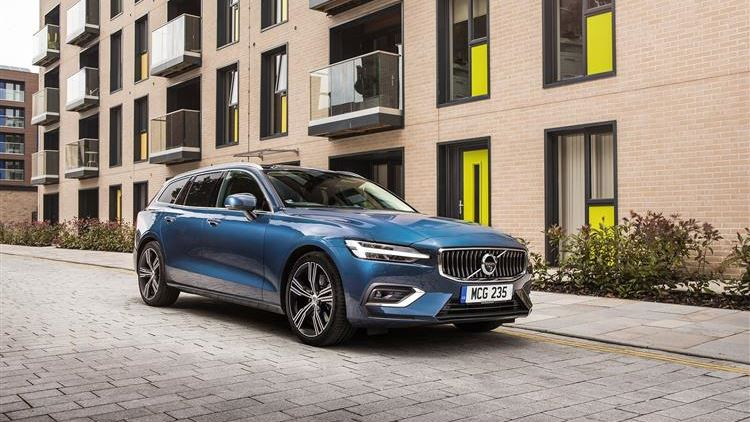 Volvo V60 D4 Review Car Review Rac Drive
