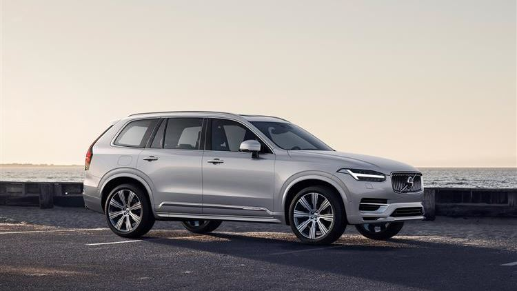 Used Volvo XC90 2 0 D5 PowerPulse R DESIGN Pro 5dr AWD Geartronic Grey  SUV/4x4 For Sale in Southampton Reg:YM17 BYP