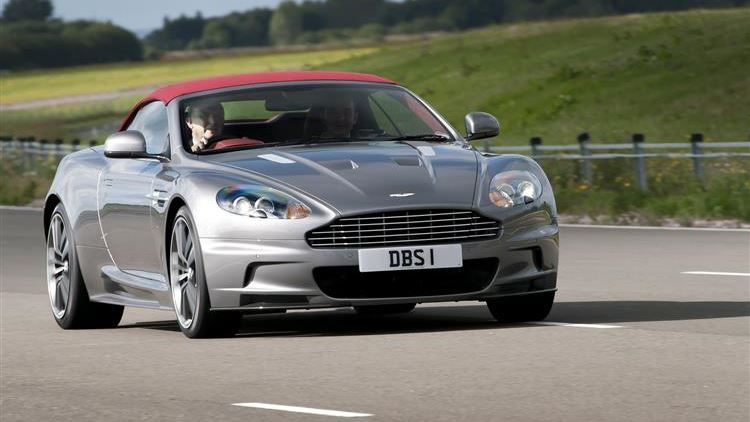 Aston Martin DBS Used Car Review Car Review RAC Drive - Aston martin second hand price