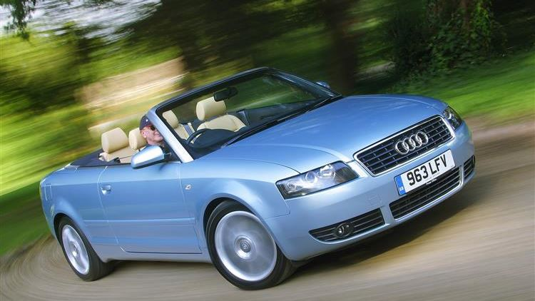 Audi A4 Cabriolet 2005 2009 Used Car Review