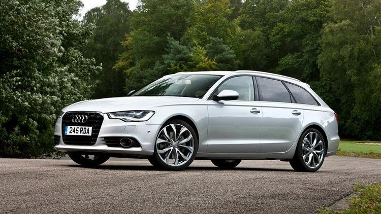 Audi A6 Avant 2017 Used Car Review