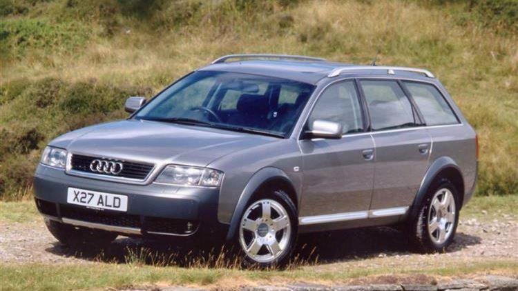 Audi Allroad (2000 - 2006) used car review   Car review   RAC Drive