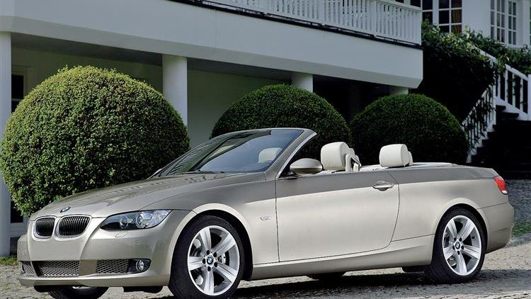 Bmw 3 Series Convertible 2007 2013 Used Car Review Car Review