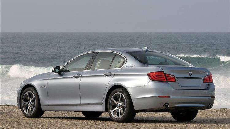 BMW 5 Series ACTIVEHYBRID5 (2013 - 2015) used car review | Car