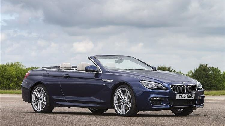 Bmw 6 Series Convertible 2010 2018 Used Car Review