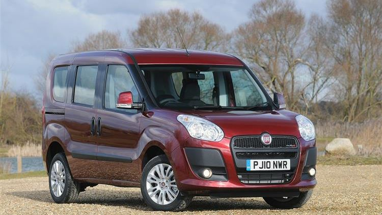 Fiat Doblo (2010 - 2014) used car review | Car review | RAC