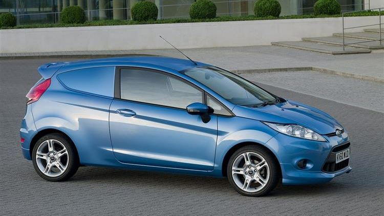 3bbdef52fc892a Ford Fiesta Van (2009 - 2018) used car review