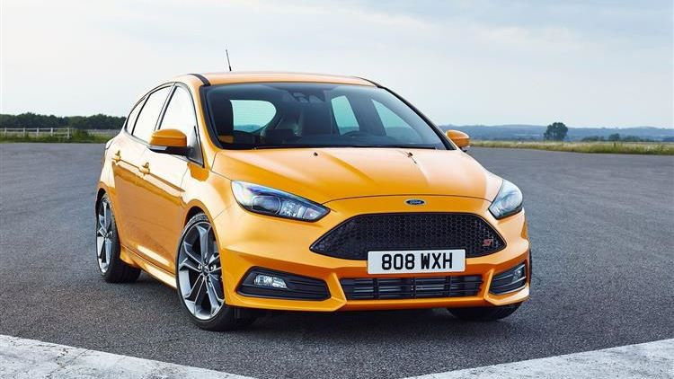 Ford Focus St 2017 Used Car Review
