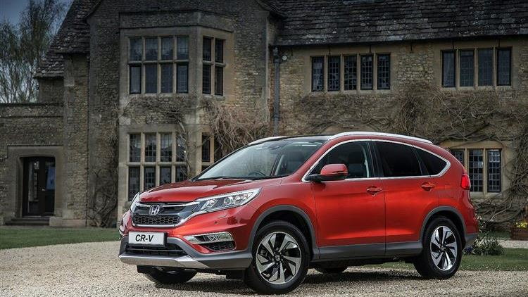 Honda Cr V 2017 2018 Used Car Review