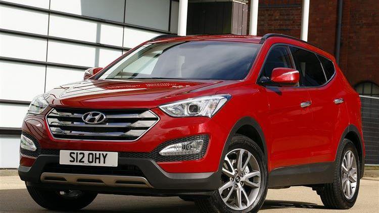 Hyundai Santa Fe (2012 - 2017) used car review   Car review