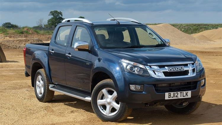 Isuzu D Max 2012 2017 Used Car Review Car Review Rac Drive