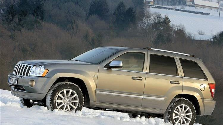 Jeep Grand Cherokee (2005 - 2011) used car review | Car