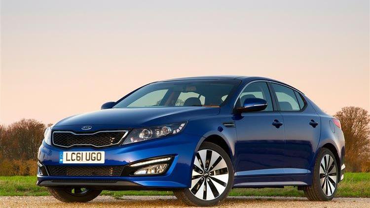Kia Optima (2012 - 2015) used car review   Car review   RAC