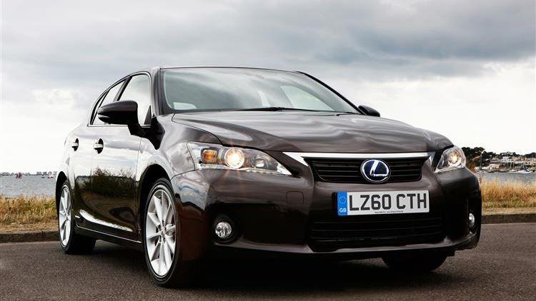 Lexus Ct200h Used >> Lexus Ct 200h 2011 2014 Used Car Review Car Review Rac Drive