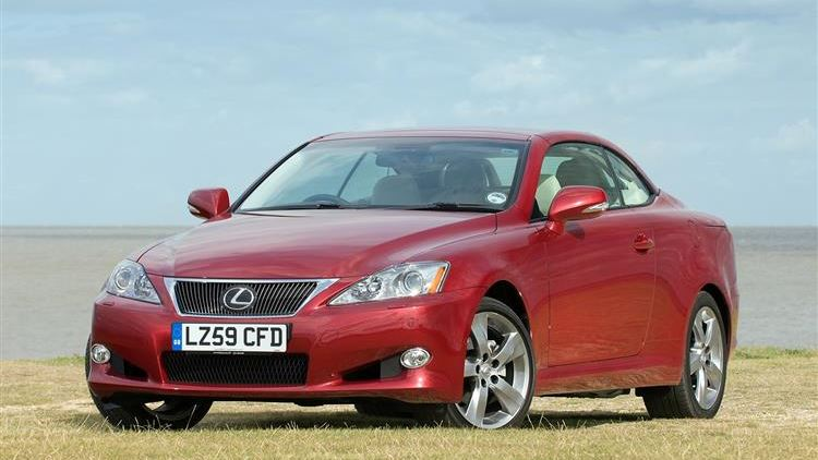 Lexus IS 250C (2009 - 2013) used car review | Car review | RAC Drive