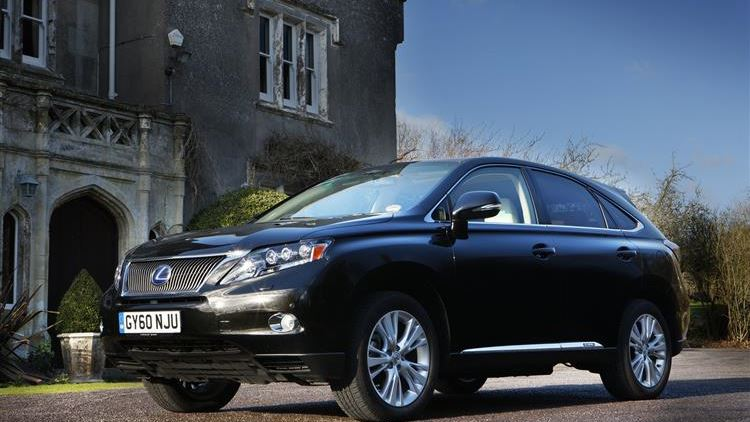 Lexus Rx 450h 2009 2017 Used Car Review