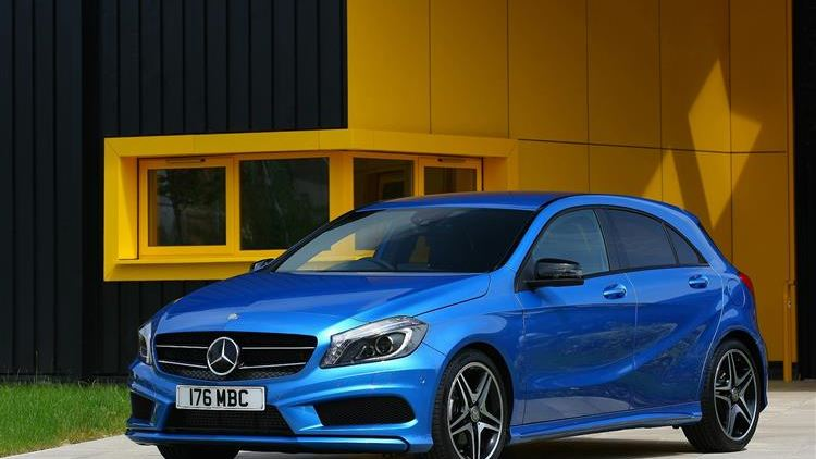 Mercedes Benz A Class 2012 2015 Used Car Review Car Review