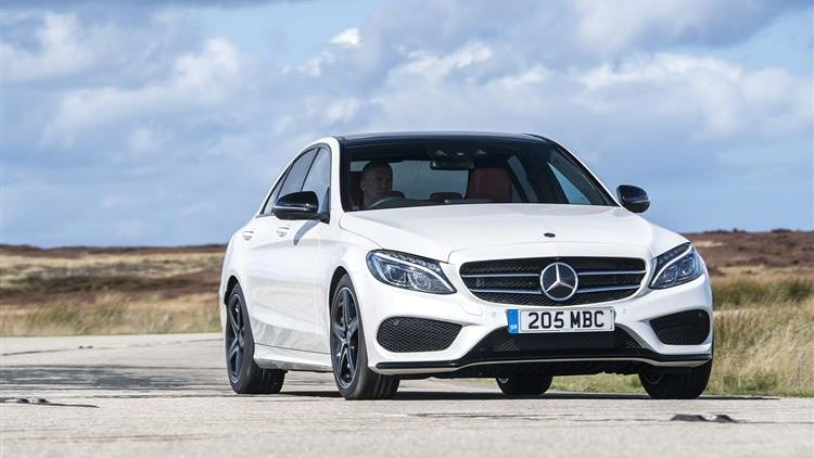 Mercedes-Benz C-Class Saloon & Estate (2013 - 2017) used car